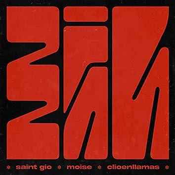 Zigzag (feat. Moise & Clioenllamas)