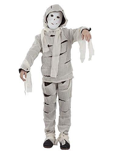 DISBACANAL Disfraz de Momia niño - -, 8 años