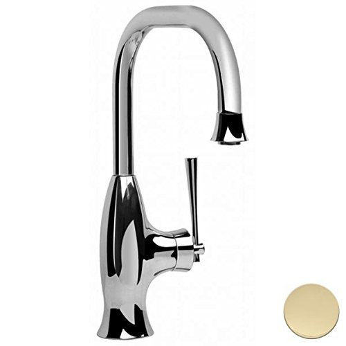 Graff G-4830-PN Bollero Pull-Down Kitchen Faucet Polished Nickel