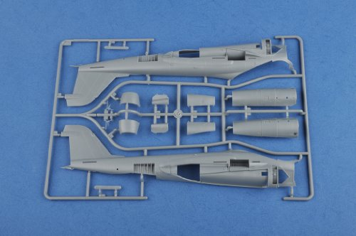 Hobby Boss A-6A Intruder Model Kit 5