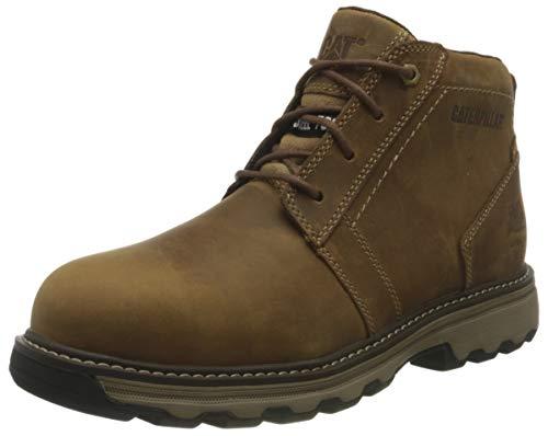 CAT PARK05470 Parker P720779 - Zapatos de seguridad altos S1P, 47, color marrón