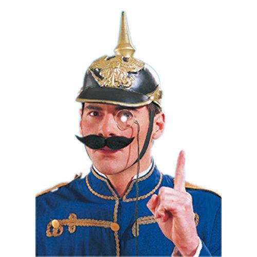 Moustache Wilhelm noir