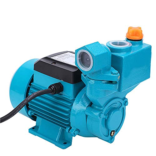 Self Priming Pump, Portable Multifunction Boosters DC 12V 24V 48-60V Well Water Pressure Pump, for Camper Home Car Washing Cleaning and Garden Watering