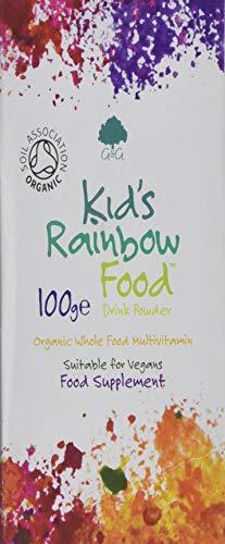 G&G Vitamins Kid's Rainbow Food - Organic Multivitamin Drink Powder 100g