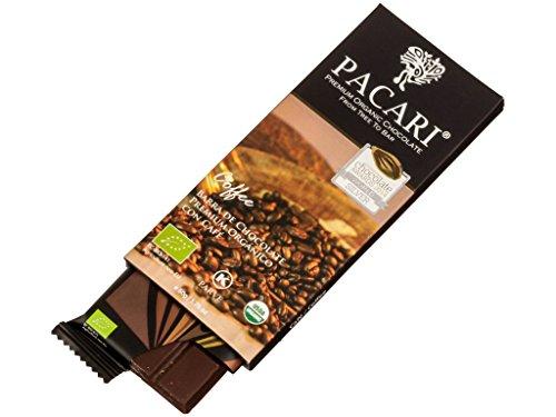 PACARI Bio Schokoladentafel Kaffee