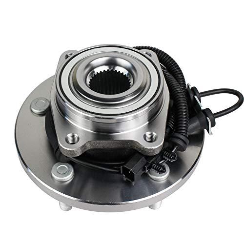 Autoround Front Wheel Hub And Bearing Assembly 513273