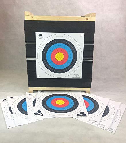 Archery Target Layered Foam Shooting Boss 90cm Heavy Duty