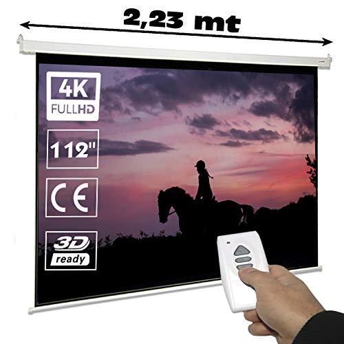 las mejores opiniones pantalla eléctrica proyector para casa 2021 - la mejor del mercado