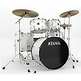 Tama Rhythm mate rm52kh6 C-wh Branco - Conjunto Tambor Acústico 5 Fûts (+ Címbalos e Acessórios).