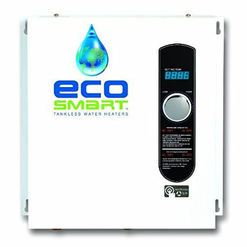 Ecosmart ECO 36 36kw 240V Electric Tankless Water...