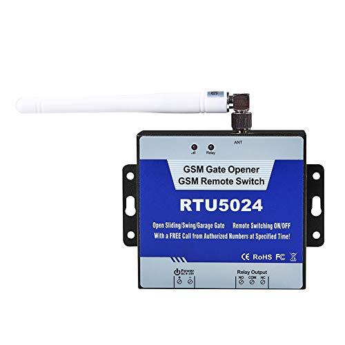 GSM Gate Opener, RTU5024 Door Accessories Gate Opener Relay Switch Wireless Remote Control Switch