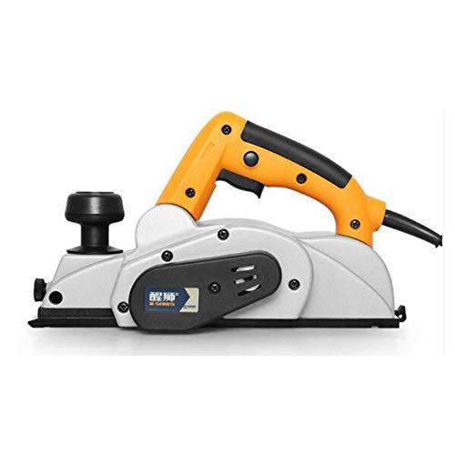 Máquina de cepillado de madera del alisador eléctrico de carpintero del hogar...