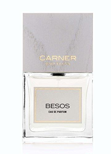 Carner Barcelona Besos Eau de Parfum, 50 ml