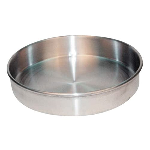 Winco Aluminum Winware 12-by-2-Inch Layer Cake Pan, 12 Inch x 2 Inch