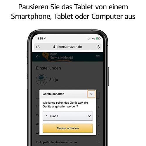 Amazon Fire HD 8 – Kinder-Tablet – Kids Edition (2020) – 8 Zoll, 32 GB - 5