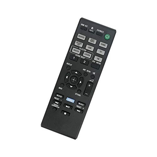 Rssotue RMT-AA230U Replaced Remote fit for Sony Multi Channel AV Receiver STR-DN1070
