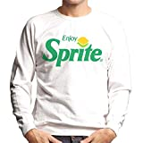 Sprite Enjoy 90s Lemon Logo Men's Sweatshirt