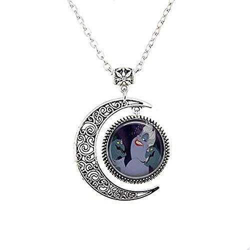 bab Ursula, Flotsam & Jetsam moon Necklace