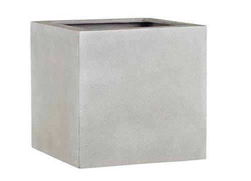 Emsa Blumenkübel, Naturelite Lisburn 47, warm concrete, 47 x 47 x 47 cm, 85197197472