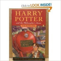 Price comparison product image Harry Potter and the Philosopher's Stone