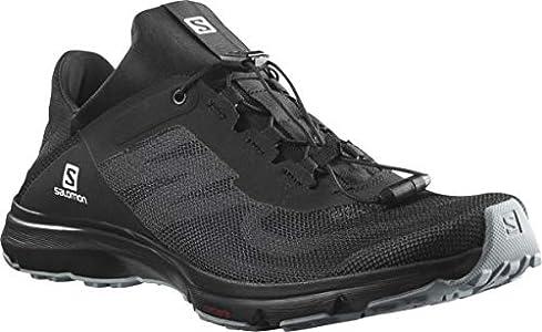 SALOMON Amphib Bold 2, Zapatillas de Deporte Hombre, Black/Black/Quarry, 48 EU