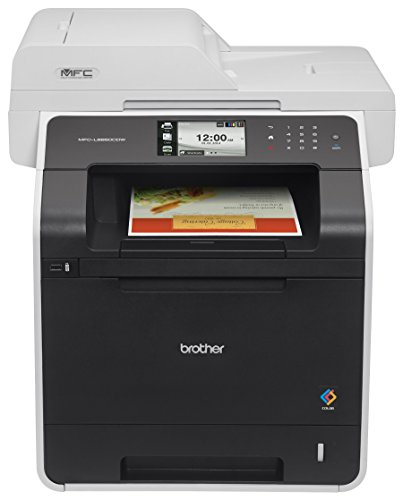 Brother Printer RMFCL8850CDW Wireless Color Printer with Scanner, Copier & Fax (Certified Refurbished)