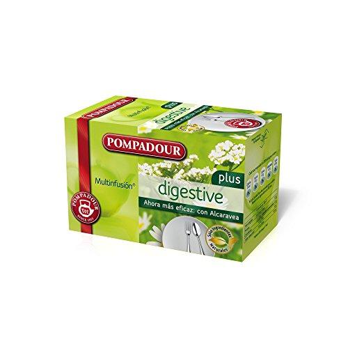 Pompadour 237405 - Tee Digestive Plus - Pack 20 Beutel