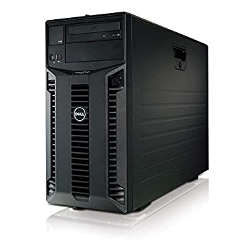Dell PowerEdge T310 4 x 3.5 Hot Plug X3430 Quad Core 2.4Ghz 16GB 2X 146GB 15K SAS 6i/R 2X 400W RPS  Renewed