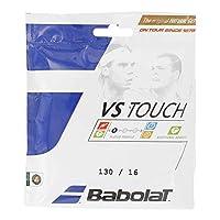【NEWパッケージ】バボラVSタッチ ナチュラルカラー 硬式テニスガット ナチュラルガット(Babolat VS Touch Natural Gut Natural Color)」 ゲージ1.3mm