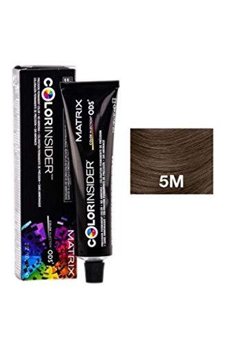 Matrix Color Insider Coloration d'oxydation de précision 5M Castano Chiaro Moka 67ml