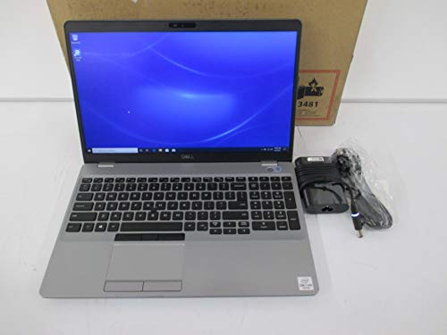 Dell Latitude 5510 15.6' Notebook - Full HD - 1920 x 1080 - Core i7 i7-10610U 10th Gen 1.8GHz Hexa-core (6 Core) - 16GB RAM - 512GB SSD