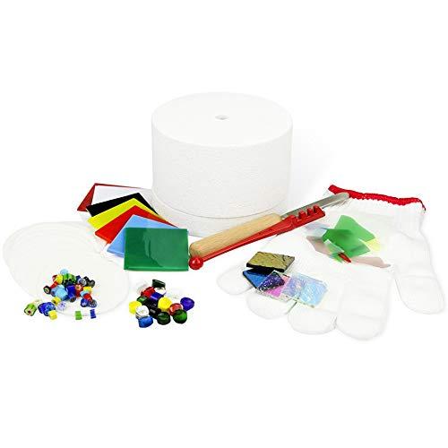 Profesional Microondas Horno Kit de vitrofusión sistema de la joyería 10pcs /...
