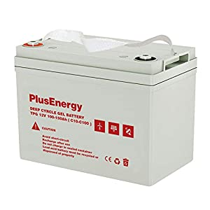 Batería Gel PlusEnergy TPG150 12V 150Ah - Ciclos Profundos