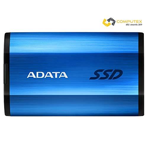Oferta de A-DATA Technology SE800 1000 GB Azul