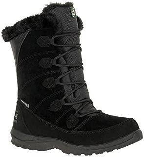 Kamik Women's Icelyn S Winter Boots Black 7