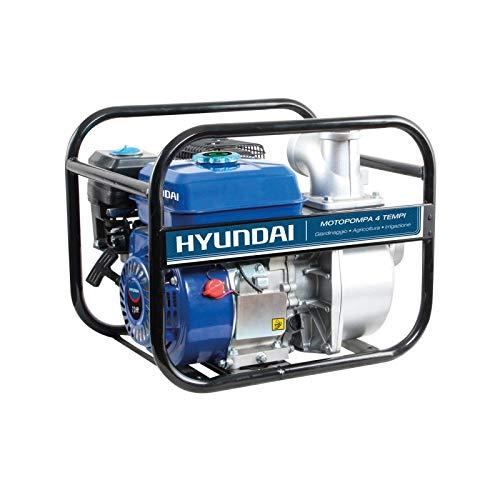 HlUNDAY Motopompa/Pompa Autoadescante 28M - 80Mm (3\