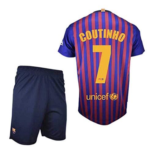 Barcelona F.C. BARÇA Box 1a Equip 2018-2019 Coutinho T-06