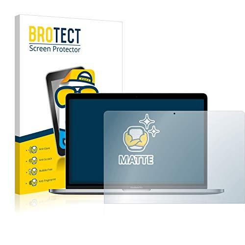 BROTECT Protector Pantalla Anti-Reflejos Compatible con Apple MacBook Pro 13