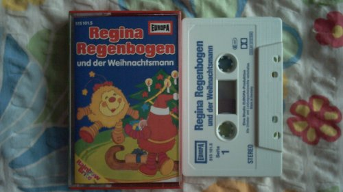 Regina Regenbogen und der Weihnachtsmann (Hörspiel-Kassette)