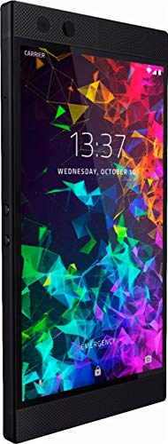 Razer - Phone 2 (2018) with 64GB Memory Cell Phone (SIMフリー) - Mirror Black/ミラーブラック 並行輸入品