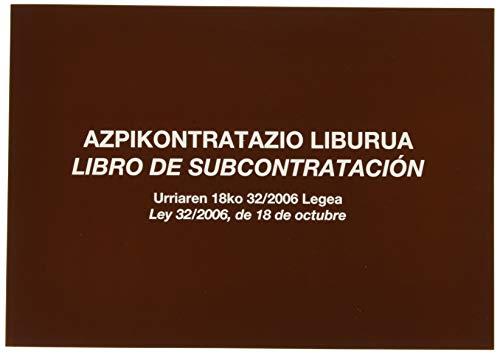 Miquel Rius 5489 - Libro subcontratación