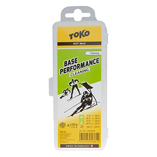 Toko Base Performance Wax Cleaning 120g