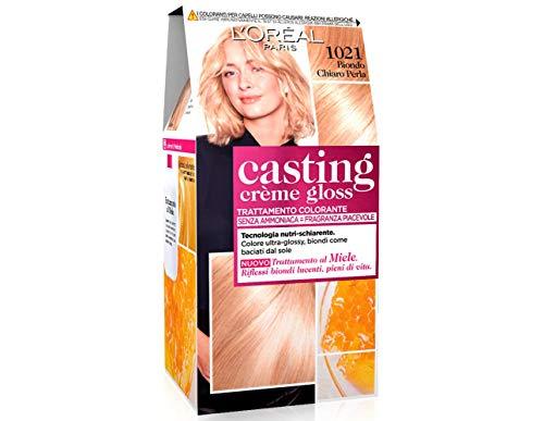 Casting Crème Gloss - Hair Colour 1021 soft blond pearl