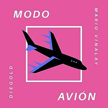 Modo Avión (feat. Diegold)