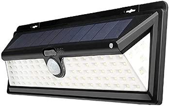 Sensor Solar 90 LED Light Outdoor Path Wall Lamp Waterproof Heatproof Durable