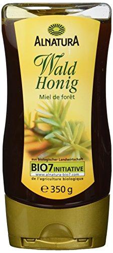 Alnatura Bio Waldhonig, 6er Pack (6 x 350 g)