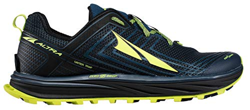 ALTRA Men's Footwear TIMP 1.5 Blue/Lime 7 D US
