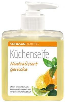 Sodasan: Küchenseife - neutralisiert Gerüche 300ml