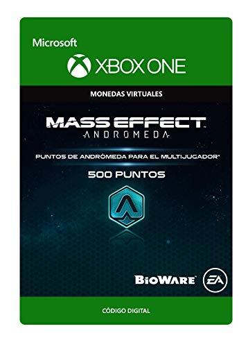 Mass Effect: Andromeda: Andromeda Points Pack 1 (500 PTS) | Xbox One - Código de descarga