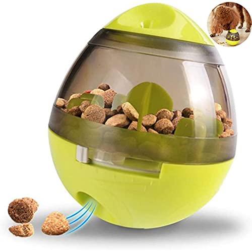 Hundefutterball, Leckerliball für Hunde & Katzen, IQ Ball Hundewelpen Lernspielzeug Fun Puzzle Futterball , für kleine und mittlere Hunde und Katzen.